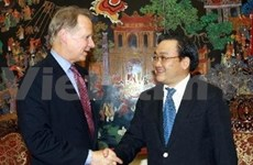 Vietnam, US strengthen cooperation