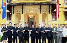 ASEAN founding anniversary, Vietnam's membership marked