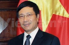 Vietnam's diplomacy reaches new heights