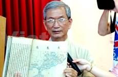 Old atlas affirms Vietnam's sovereignty over Hoang Sa, Truong Sa