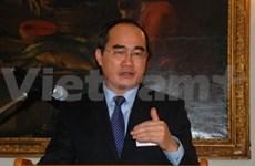Deputy PM stresses Switzerland's economic role