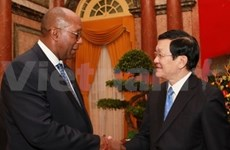 Vietnam, US discuss trade, investment ties