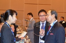 International conference on East Sea issues