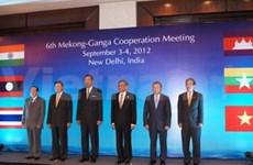 VN attends Mekong-Ganga Cooperation Meeting