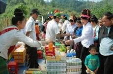 Dien Bien focuses on trade with Northern Laos