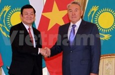 President's visit to Kazakhstan deepens ties with traditional friends