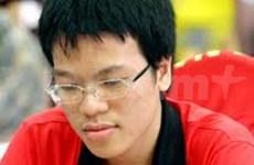 Chess grandmaster Liem shines in Turkey