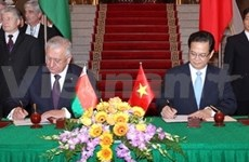 Belarus counts on Vietnam in trade with ASEAN