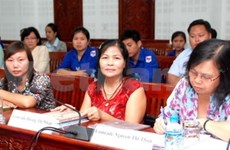 Vietnamese teaching training introduced in Cambodia