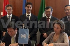 VN, Italy boost industrial cooperation