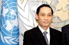 VN contributes to UN General Assembly session's 66th session