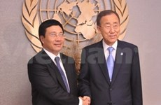 FM writes about Vietnam-UN cooperation