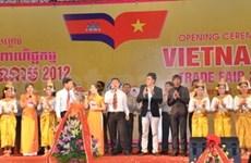 Fair facilitates economic ties with Cambodia