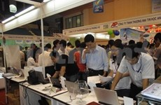 Int'l Techmart VN sees 1,200 contracts signed