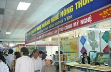 Trade fair highlights agricultural products