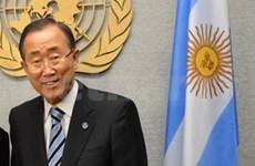 ASEAN strengthens ties with UN, GCC