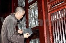 Buddhist woodblocks receive UNESCO title