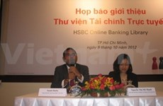 Vietnam's first online financial library launched
