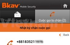 Security company uncovers mobile phone scam