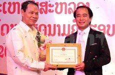 Entrepreneurs encouraged to tighten ties with Laos