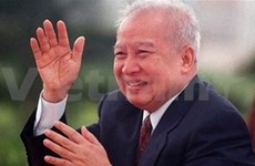 Condolences over death of Cambodian King Father