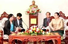 Vietnam, Laos strengthen labour cooperation