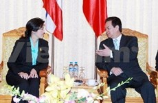 Vietnam, Thailand aim for strategic partnership