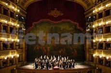 Hanoi heralds visit of leading orchestra