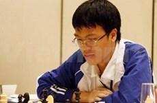 Chess grandmaster climbs up world standings
