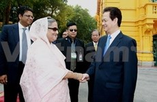 Vietnam, Bangladesh issue joint communique
