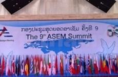 ASEM Summit opens in Laos