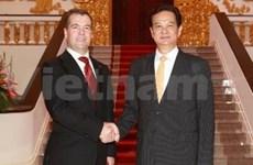 Vietnam, Russia strengthen oil, gas cooperation