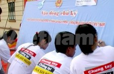 Anti-human trafficking campaign launched