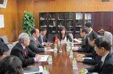 Vietnam, Japan promote agricultural cooperation