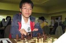 Grandmaster Liem finishes sixth in Dubai