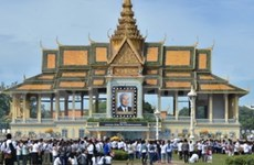 Cambodian King Father to be cremated on Feb. 4