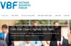 Vietnam Business Forum 2012 introduced