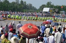 Ok Om Bok Festival features traditional rituals