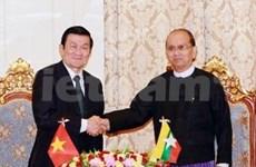 Vietnam, Myanmar raise cooperation