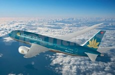 Vietnam Airlines launches direct route to Indonesia