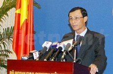 Vietnam opposes China's violations of sovereignty