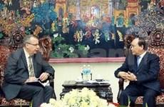 UN pledges to help Vietnam combat crime