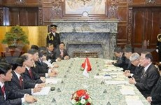 Vietnam, Japan parliaments foster ties