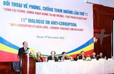 11th Anti-Corruption Dialogue opens in Hanoi