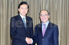 National Assembly Chairman continues activities in Japan
