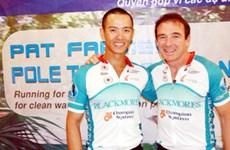 Marathoners to run length of Vietnam
