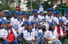 Project to assist people with disabilities discussed