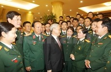 Central Military Commission convenes year-end meeting