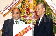 Deputy PM visits HCM City's Archbishop