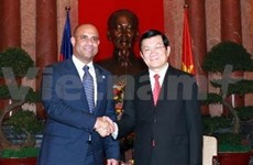 Vietnam, Haiti to further multifaceted ties